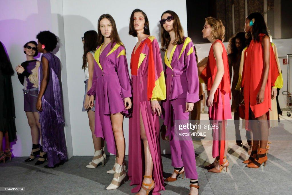 BRA: Bobstore - Backstage - Sao Paulo Fashion Week N47 Spring/Summer 2020