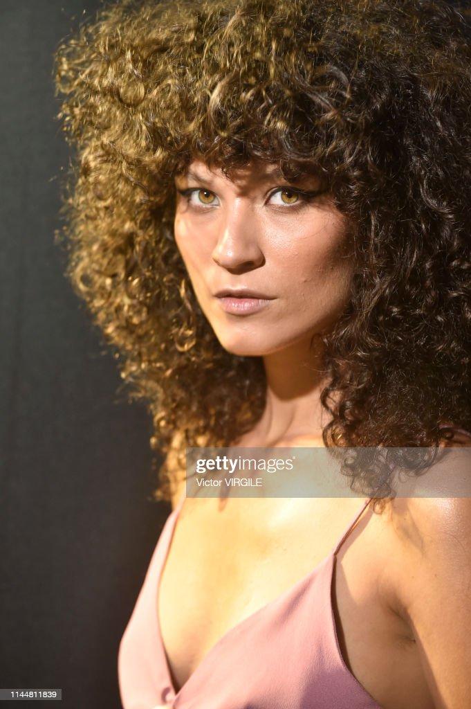 BRA: Lilly Sarti - Backstage - Sao Paulo Fashion Week N47 Spring/Summer 2020