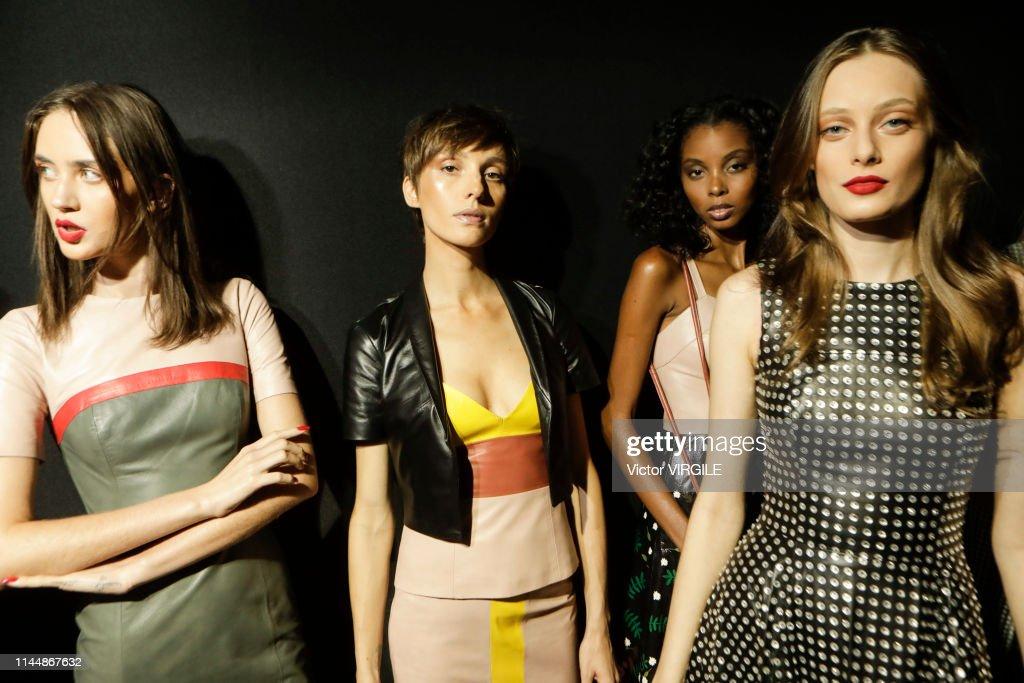BRA: Patricia Viera - Backstage - Sao Paulo Fashion Week N47 Spring/Summer 2020