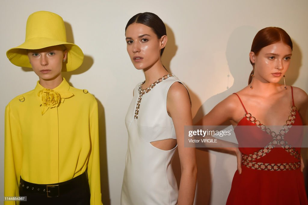 BRA: Reinaldo Lourenco - Backstage - Sao Paulo Fashion Week N47 Spring/Summer 2020