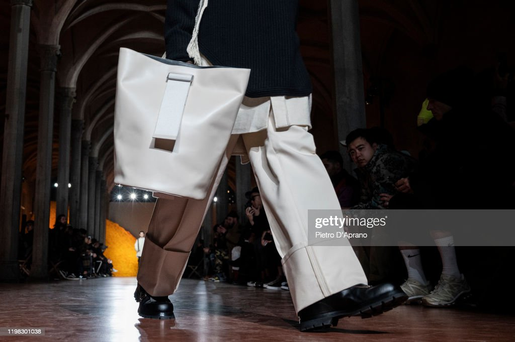Jil Sander Fashion Show At Pitti Immagine Uomo 97 : ニュース写真