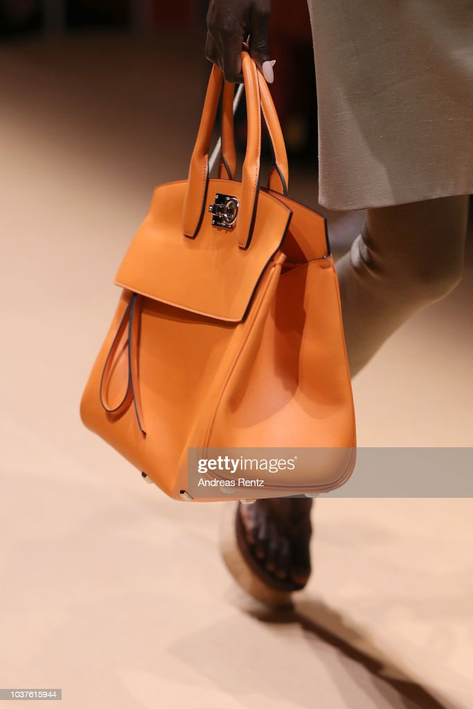 278d138761e9 Salvatore Ferragamo - Runway - Milan Fashion Week Spring Summer 2019   News  Photo