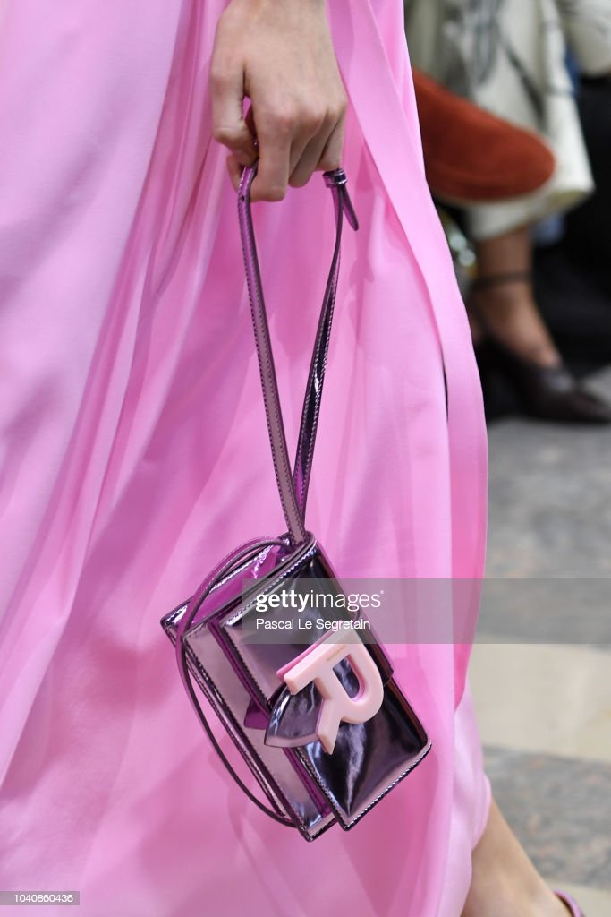 Rochas Runway Paris Fashion Week Womenswear Spring Summer 2019 News Photo