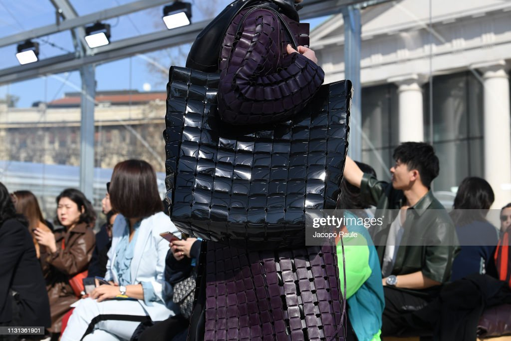Bottega Veneta - Runway: Milan Fashion Week Autumn/Winter 2019/20 : ニュース写真