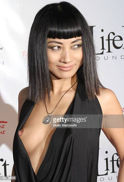 Bai Ling Foto E Immagini Stock Getty Images