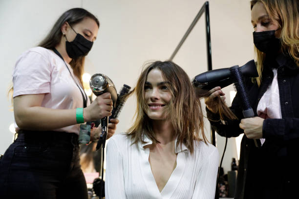 AUS: Manning Cartell - Backstage - Afterpay Australian Fashion Week 2021