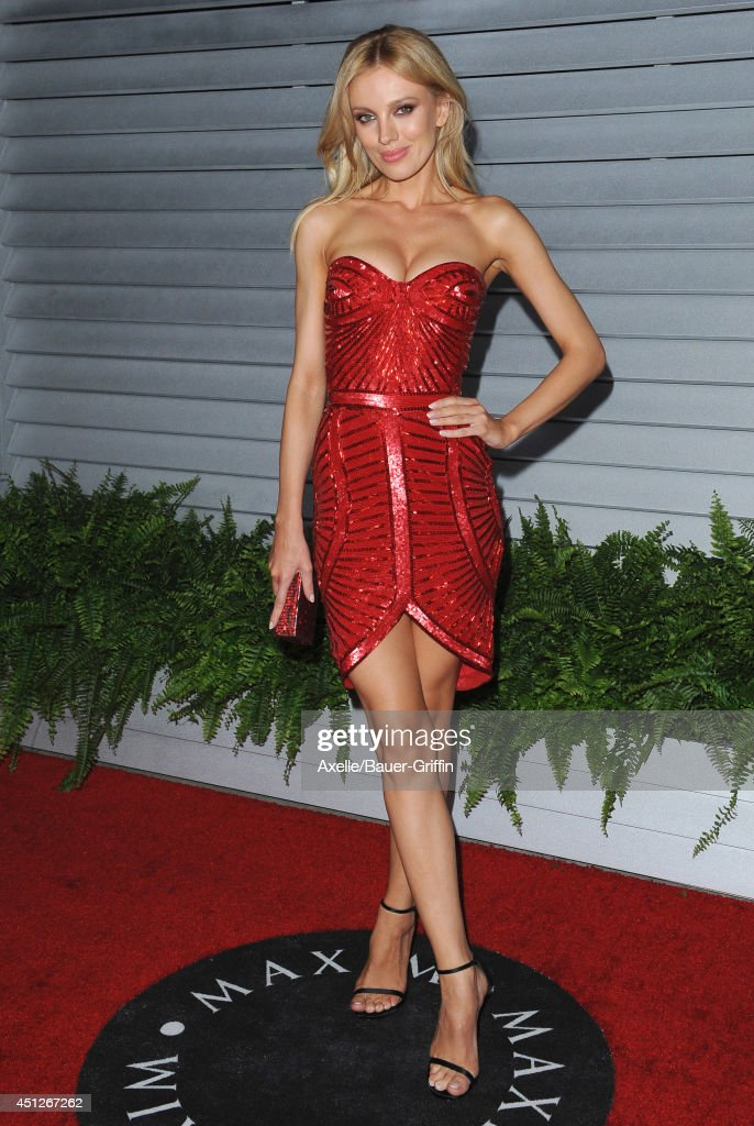 Model Bar Paly arrives at the MAXIM Hot 100 Celebration Event at Pacific Design Center on June 10, 2014 in West Hollywood, California.