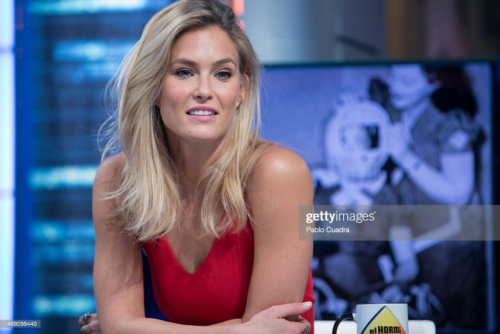 Bar Refaeli Attends 'El Hormiguero' Tv Show : News Photo