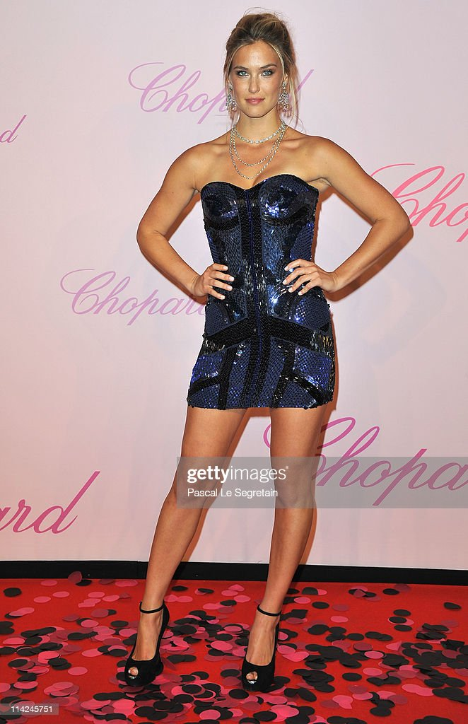 Model Bar Refaeli attends the Diamonds Are Girls Best Friend event during the 64th Annual Cannes Film Festival held at Nikki Beach on May 16, 2011 in Cannes, France.