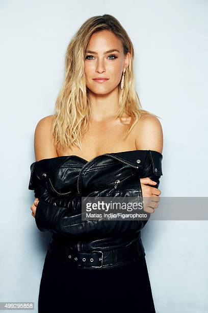 Model Bar Refaeli is photographed for Madame Figaro on May 14 2015 in Cannes France Jacket pants Gocce earrings PUBLISHED IMAGE CREDIT MUST READ...