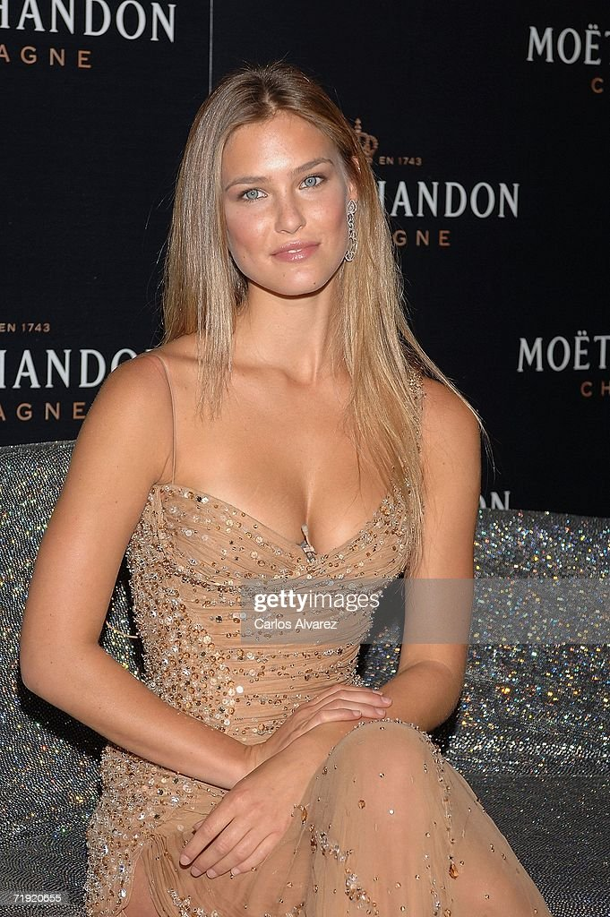 Bar Refaeli Launches New Mo??t & Chandon