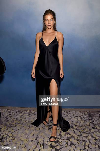 Model Barbara Palvin attends The Daily Front Row's 4th Annual Fashion Media Awards at Park Hyatt New York on September 8 2016 in New York City