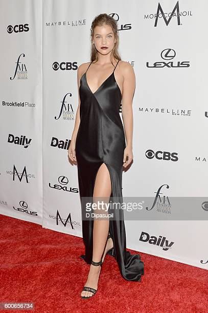 Model Barbara Palvin attends the The Daily Front Row's 4th Annual Fashion Media Awards at Park Hyatt New York on September 8 2016 in New York City