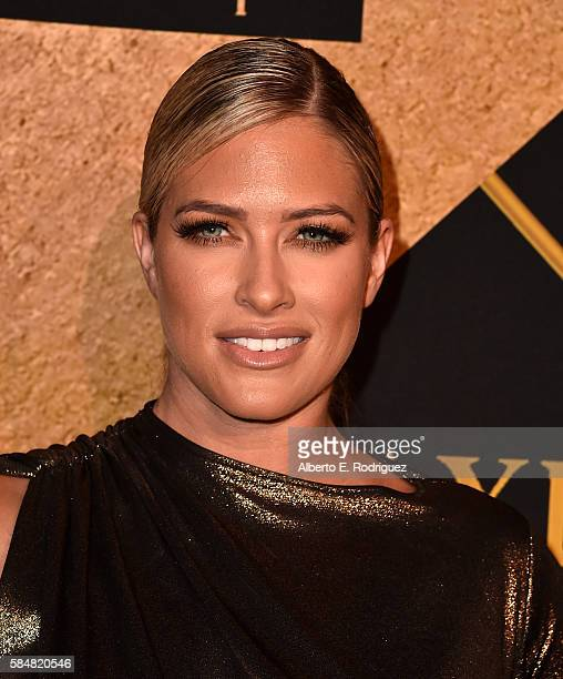 Model Barbie Blank attends the Maxim Hot 100 Party at the Hollywood Palladium on July 30 2016 in Los Angeles California