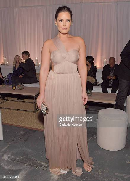 Model Beau Dunn attends The Art of Elysium presents Stevie Wonder's HEAVEN Celebrating the 10th Anniversary at Red Studios on January 7 2017 in Los...