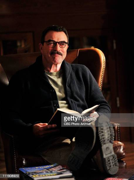 Model Behavior Frank Reagan and Henry Reagan at home on BLUE BLOODS Friday April 8 on the CBS Television Network