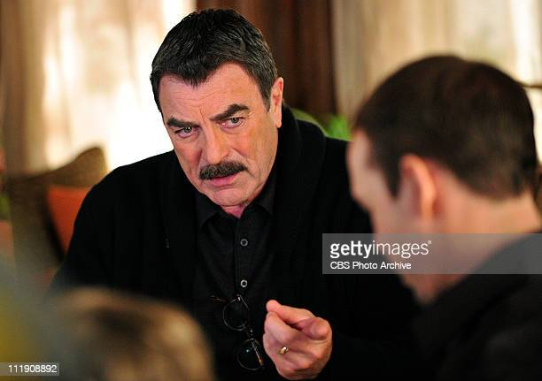 Model Behavior Frank Reagan at home on BLUE BLOODS Friday April 8 on the CBS Television Network