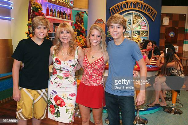 DECK Model Behavior When Mr Moseby disembark the ship for the day Zack and Marcus throw a party with a group of models who are onboard but must then...