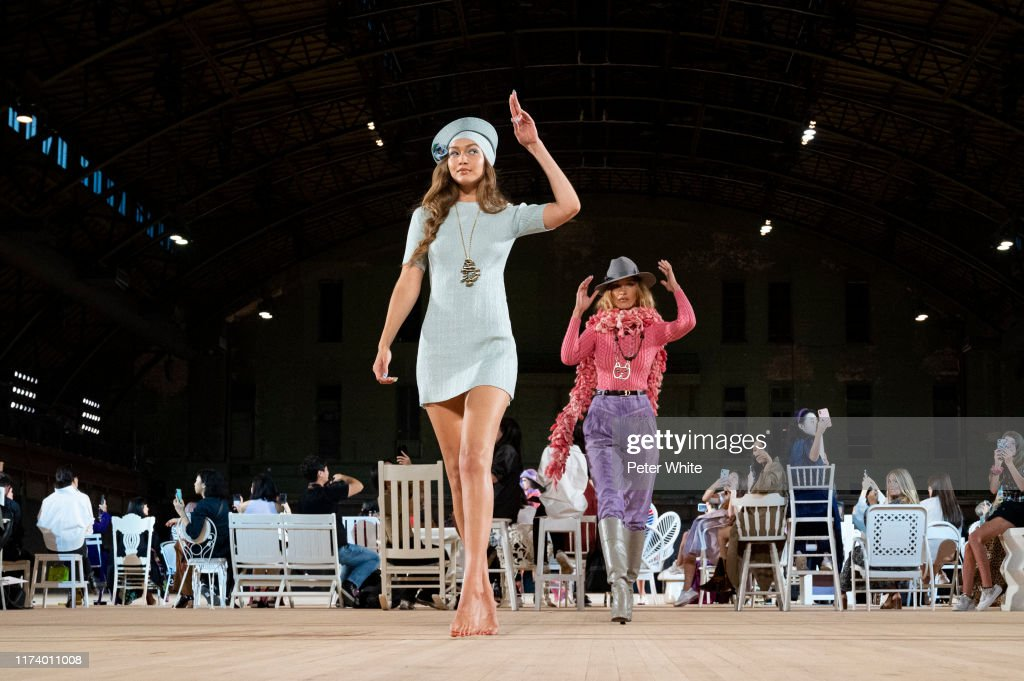 Marc Jacobs-  September 2019 - New York Fashion Week : News Photo