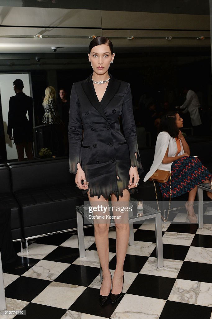 Daily Front Row Fashion Los Angeles Awards Private Dinner Hosted By Eva Chow And Carine Roitfeld