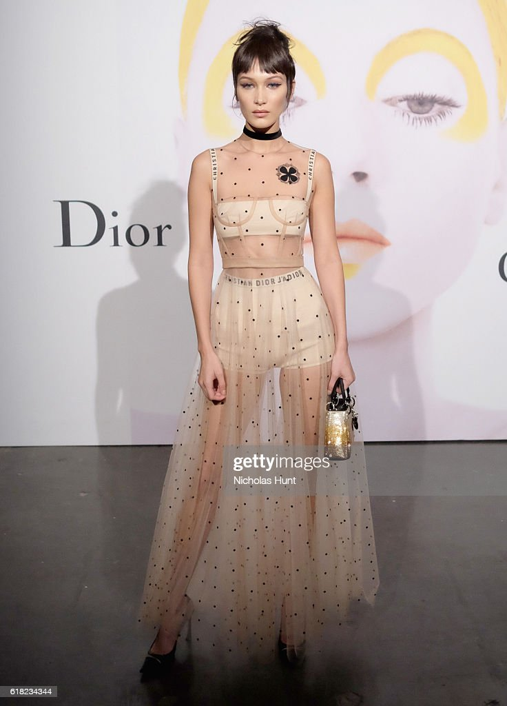 Dior Beauty Celebrates The Art Of Color With Peter Philips In NYC : News Photo