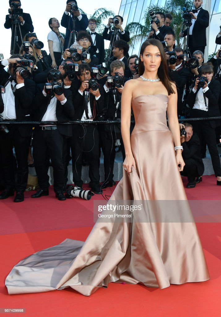 """Ash Is The Purest White "" Red Carpet Arrivals - The 71st Annual Cannes Film Festival"
