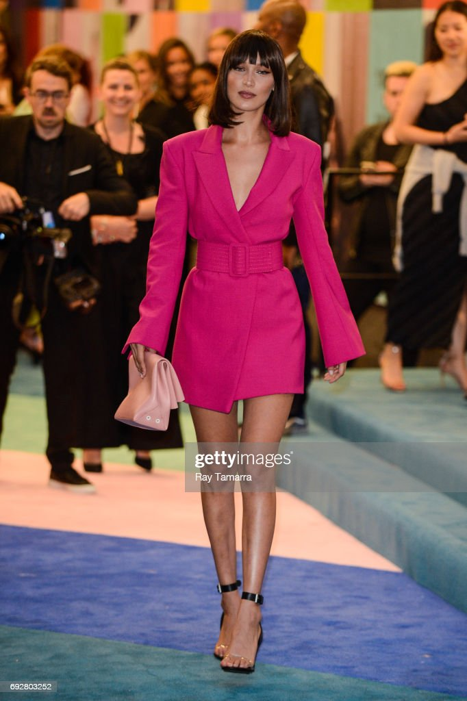 2017 CFDA Fashion Awards - Outside Arrivals : News Photo