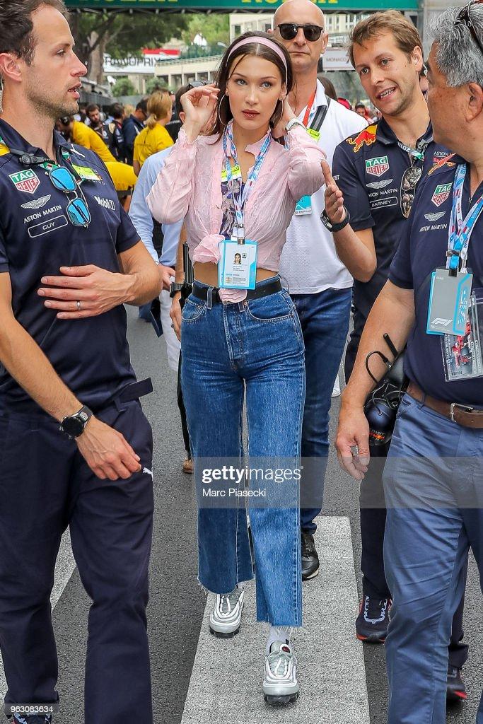 F1 Grand Prix of Monaco : ニュース写真