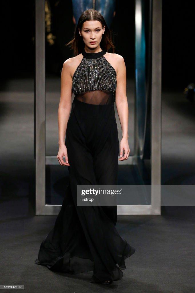 Alberta Ferretti - Runway - Milan Fashion Week Fall/Winter 2018/19 : ニュース写真
