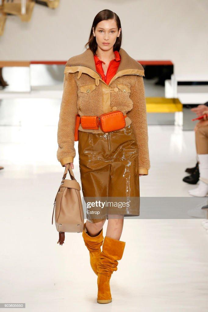 Tod's - Runway - Milan Fashion Week Fall/Winter 2018/19 : ニュース写真
