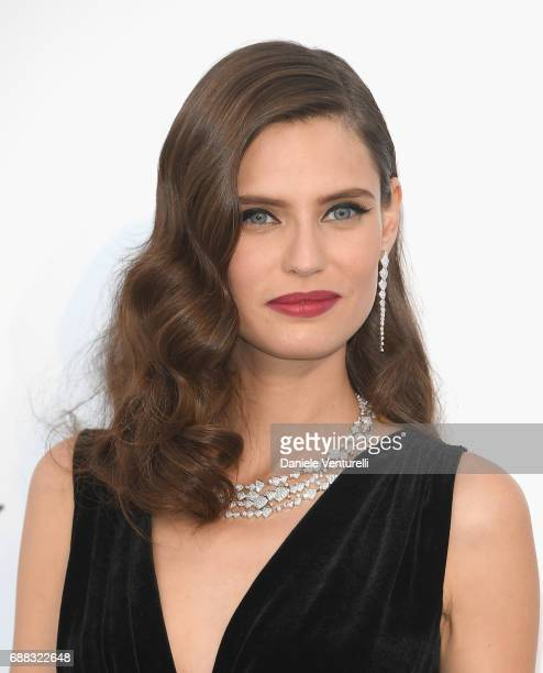 Model Bianca Balti arrives at the amfAR Gala Cannes 2017 at Hotel du CapEdenRoc on May 25 2017 in Cap d'Antibes France
