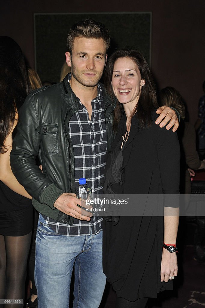 Model Brad Kroenig And Michele Pryor Co Director Of Ford Models News Photo Getty Images