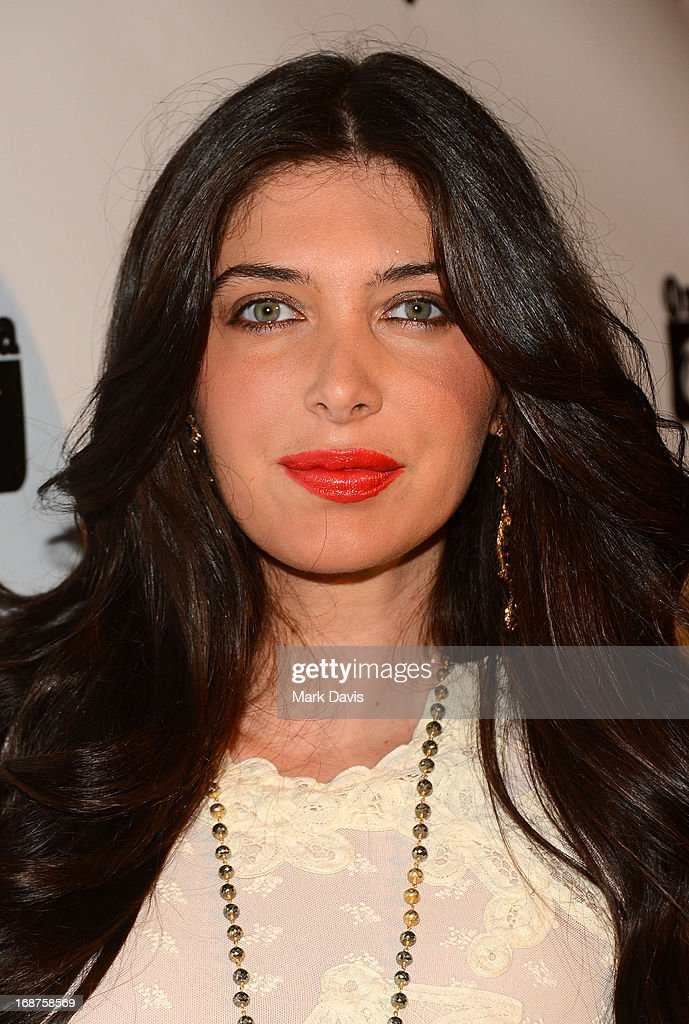 Model Brittny Gastineau attends NYLON And Onitsuka Tiger Celebrate The Annual May Young Hollywood Issue at The Roosevelt Hotel on May 14, 2013 in Hollywood, California.