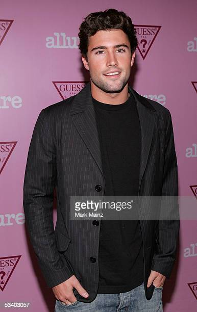 Model Brody Jenner attends the 'GUESS The New Fragrance Launch Party' at the Mondrian Hotel on August 17 2005 in Los Angeles California