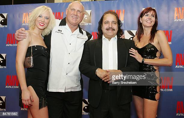 Model Brooke Taylor Dennis Hoff Ron Jeremy and Velvet