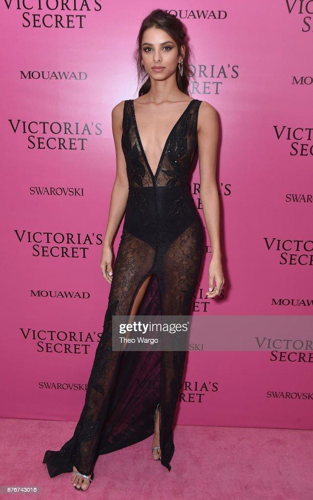 Bruna Lirio: 2017 Victorias Secret Fashion Show After