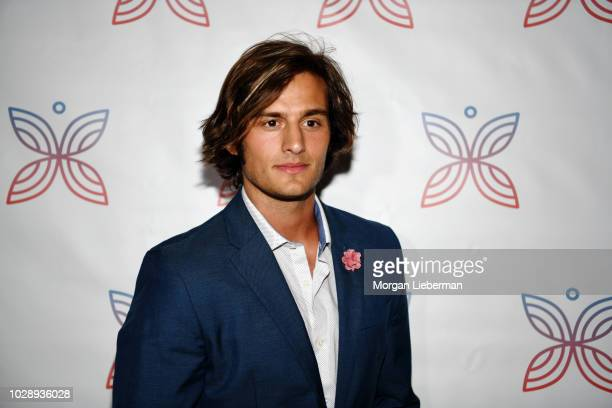 Model Bryant Wood arrives at Project Heal's 4th Annual Gala at Private Residence on September 7, 2018 in West Hollywood, California.