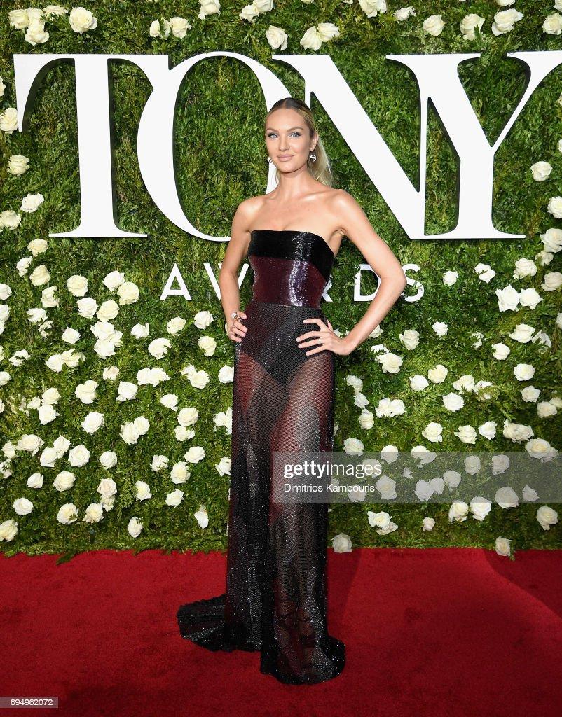 2017 Tony Awards - Arrivals : News Photo