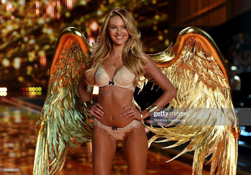 2014 Victoria's Secret Fashion Show - Show : News Photo
