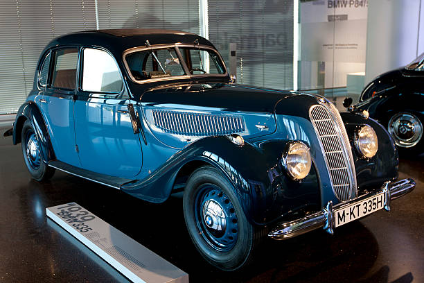 BMW 335 1939 at Museum in Munich, Bavaria, Germany Pictures | Getty ...