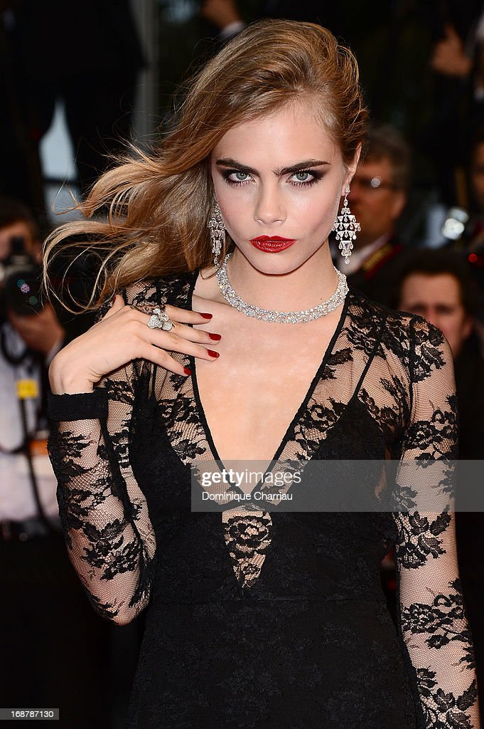 Opening Ceremony And 'The Great Gatsby' Premiere - The 66th Annual Cannes Film Festival : News Photo