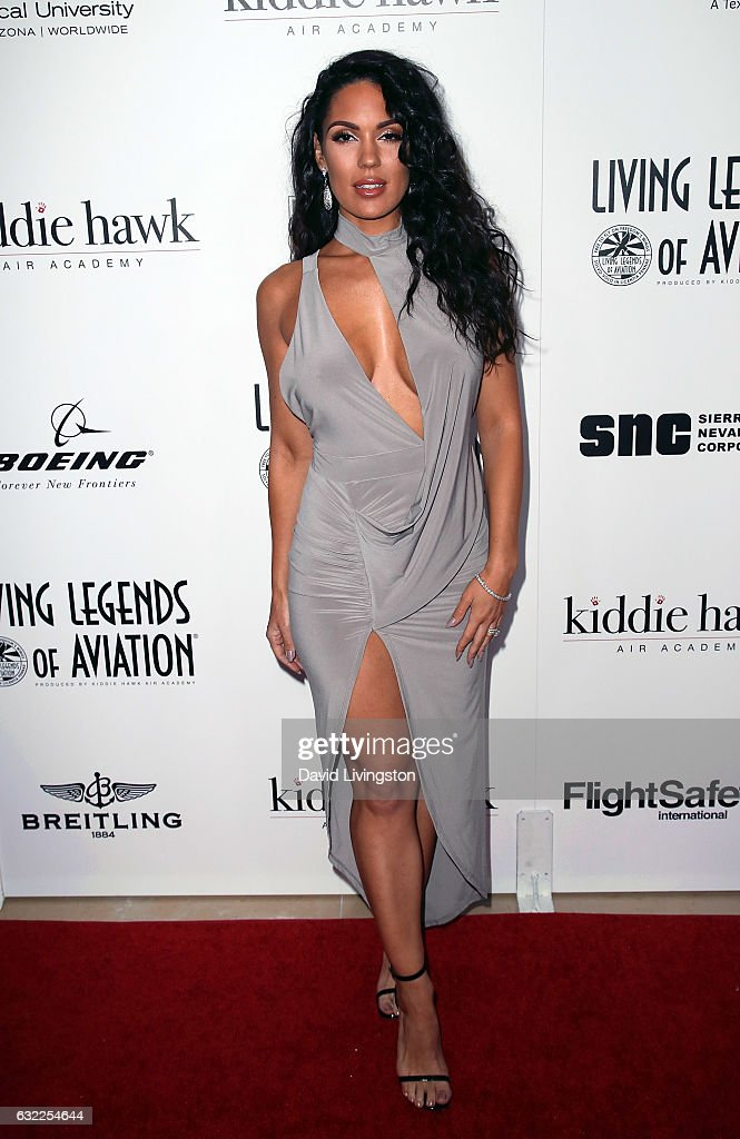 14th Annual Living Legends Of Aviation Awards - Arrivals