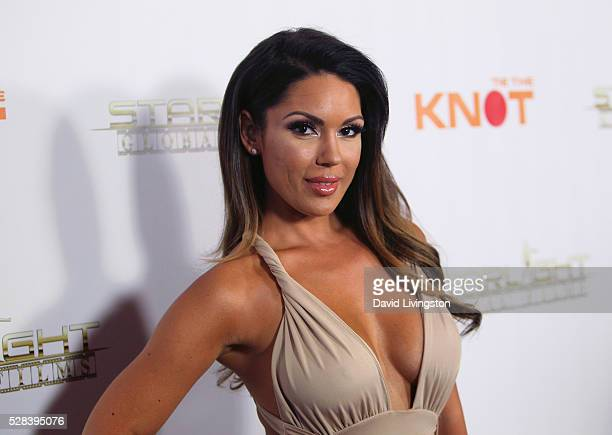 """Model Carissa Rosario attends the premiere of Starlight Global Films' """"Tie The Knot"""" at Pacific Theatre at The Grove on May 4, 2016 in Los Angeles,..."""