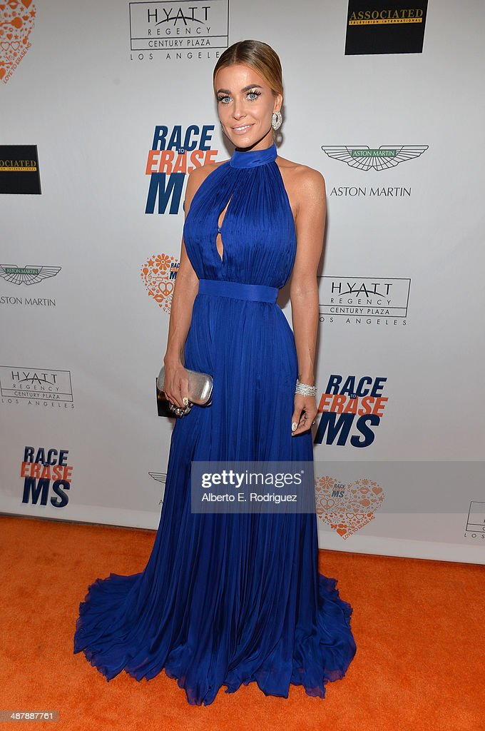 21st Annual Race To Erase MS - Red Carpet : News Photo