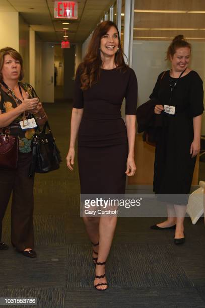Model Carol Alt attends Annual Charity Day hosted by Cantor Fitzgerald BGC and GFI at GFI Securities on September 11 2018 in New York City