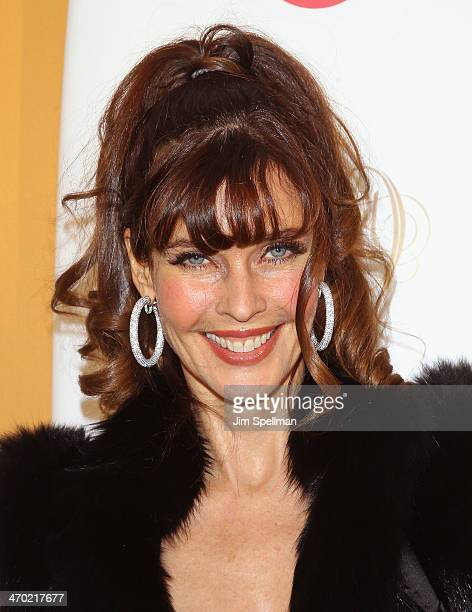 Model Carol Alt attends the Sports Illustrated Swimsuit 50th Anniversary Party at Swimsuit Beach House on February 18 2014 in New York City