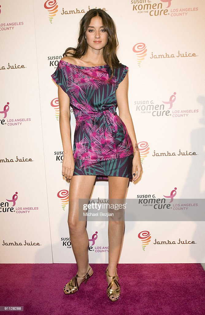 Jamba Juice Feel Good VIP Suite at the 18th Annual Fashion For The Cure