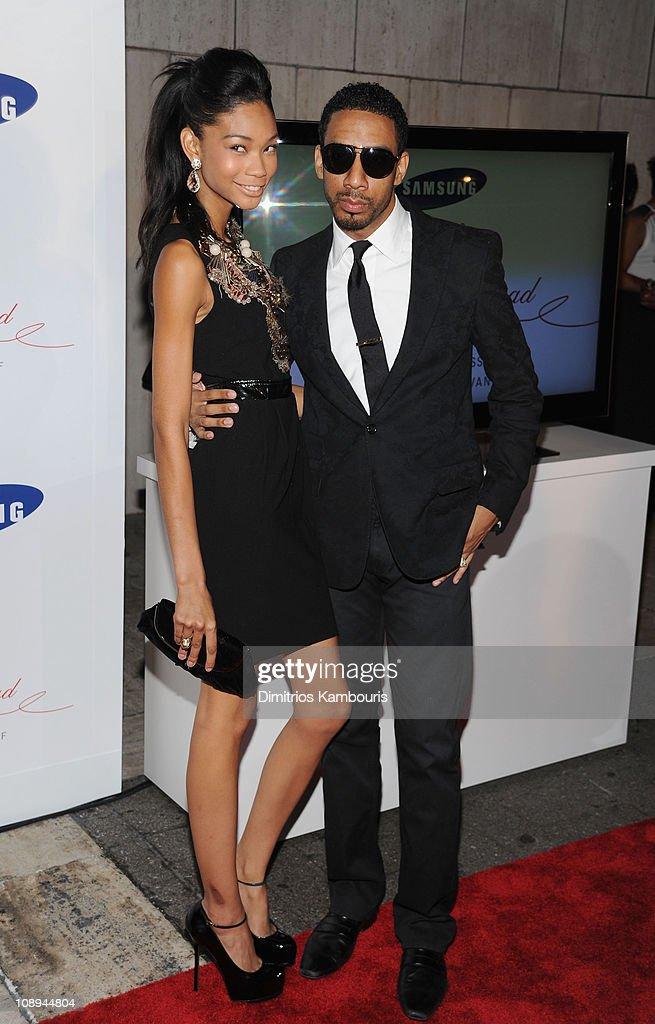 Chanel Iman dating Ryan Leslie