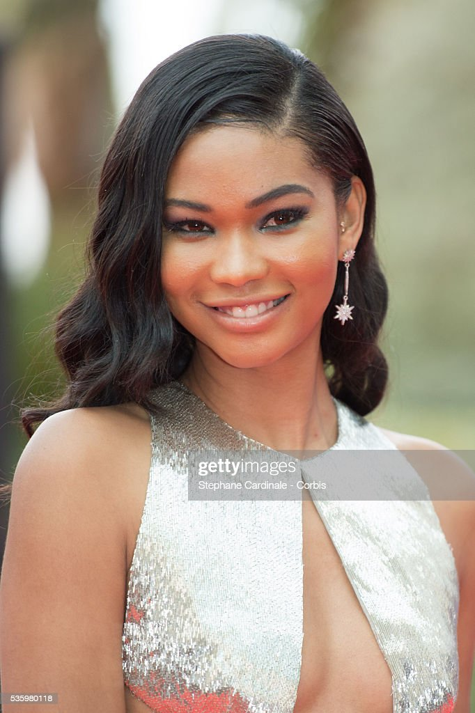 Model Chanel Iman arrives at the World Music Awards at Sporting Monte-Carlo on May 27, 2014 in Monte-Carlo, Monaco.