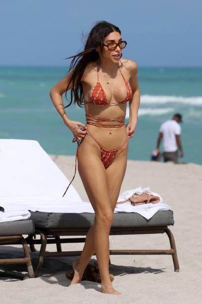 FL: Celebrity Sightings In Miami -  February 22, 2021